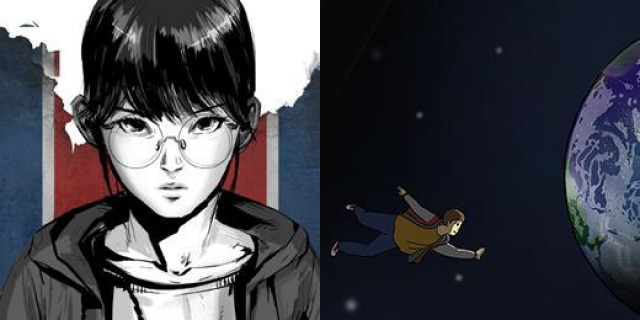 인공지능이 선정한 이번주 레진코믹스의 깜찍한 드라마 웹툰 추천 순위 | 마이셀럽스