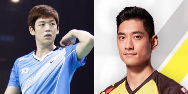 인공지능이 선정한 금주의 얼짱 남자 운동선수 순위 | 마이셀럽스