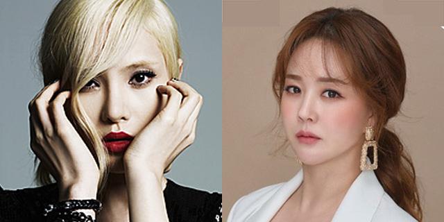인공지능이 선정한 금주의 화려한 40대 여자 가수 순위 | 마이셀럽스