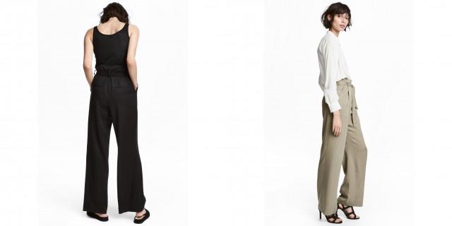 H&M 슬랙스/와이드팬츠 코디 추천 | 인공지능 스타일리스트의 패션코디, 마이셀럽스