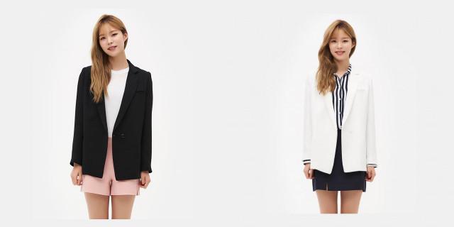 출근코디, 청순한 재킷/코트 코디 추천| 인공지능 스타일리스트의 패션코디, 마이셀럽스