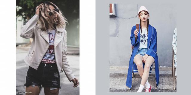 파티코디, 청순한 재킷/코트 코디 추천| 인공지능 스타일리스트의 패션코디, 마이셀럽스