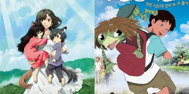 인공지능이 선정한 이번주 슬픈 일본 애니메이션 영화 순위 | 마이셀럽스