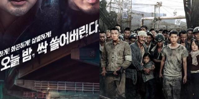인공지능이 선정한 이번주 절대죽지않는 한국 액션 영화 순위   마이셀럽스