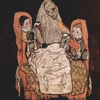 어머니와 두 아이들 (어머니)