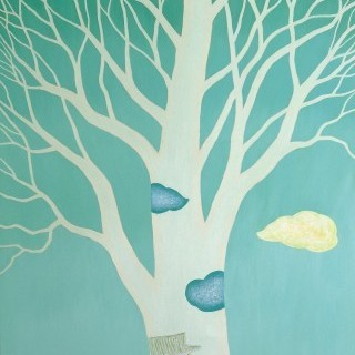 생각하는 나무 - 고목