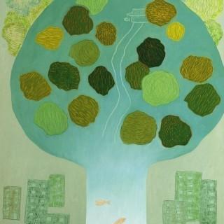 생각하는 나무 - 길