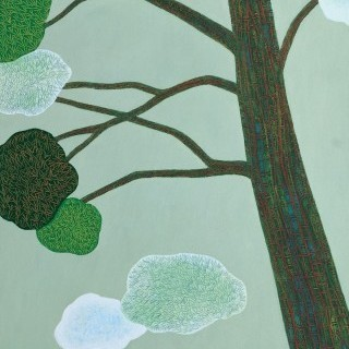 생각하는 나무 - 소나무