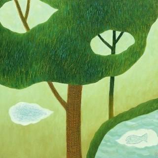 생각하는 나무 - 여름
