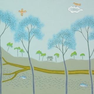 하늘 그리는 나무 - 이야기