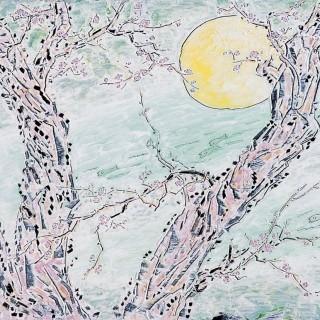 생명의 순환 - 달빛매화