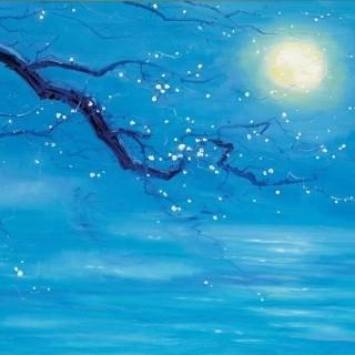 흐르는 물처럼 - 달빛매화