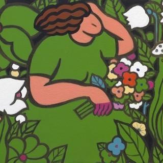 엄마의 정원