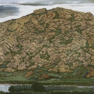 바위산의 만상