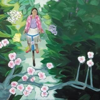 정원 - 산책