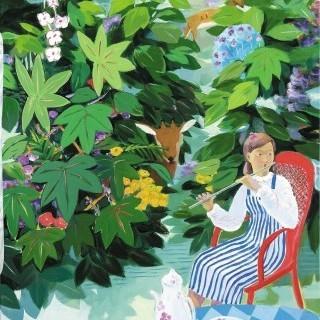 정원 - 소풍