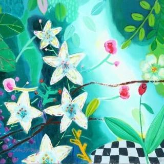 정원 - 꽃의 향연