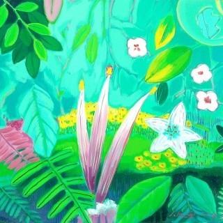 정원 - 봄의 향연