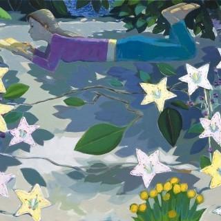 정원 - 봄날