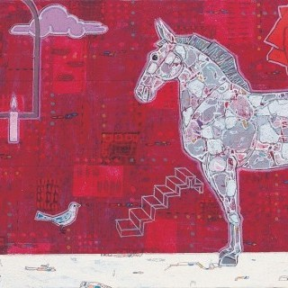 Creation - horse