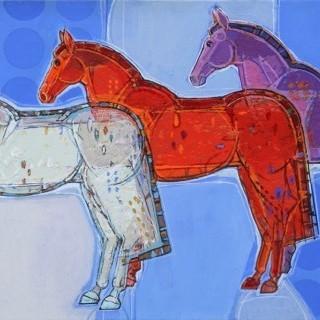 생성 (Horse)