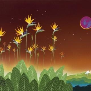 Bird of Paradise Flower - 02