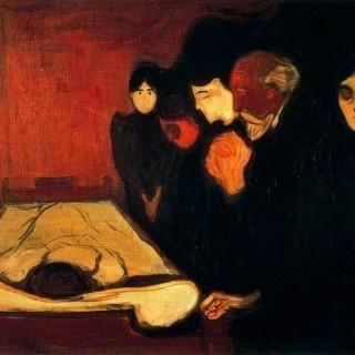 죽음의 침대