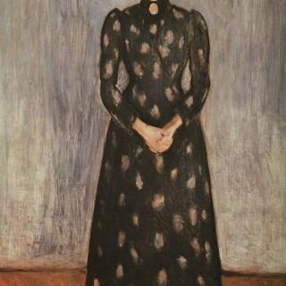 누이 동생 잉게르의 초상