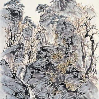 삼악산 옥녀담