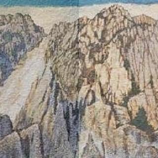 금강산 만물상
