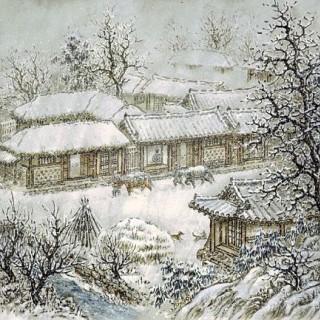 눈오는 날