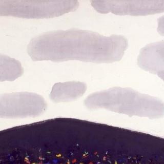 산과 구름 II