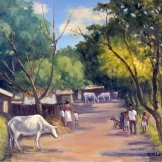 방글라데시의 농촌