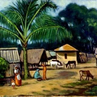 방글라데시 농가