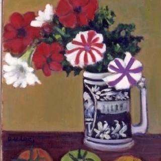 토마토와 꽃