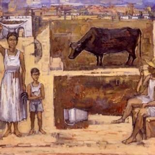 농부의 가족