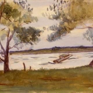 호수있는 풍경