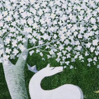 사색의 정원