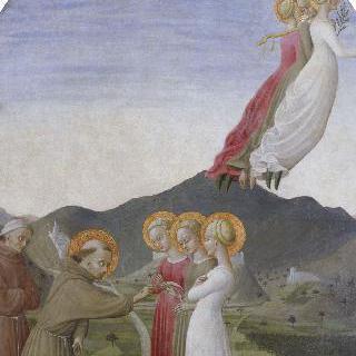 아시시의 성 프란체스코의 신비로운 결혼