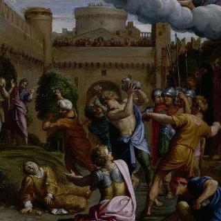 투석형을 받는 성 에티엔