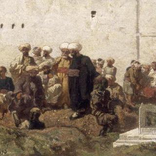 무어인들의 장례식