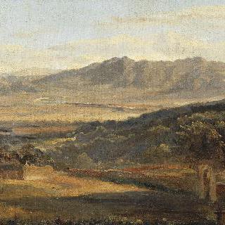 로마 근교 풍경