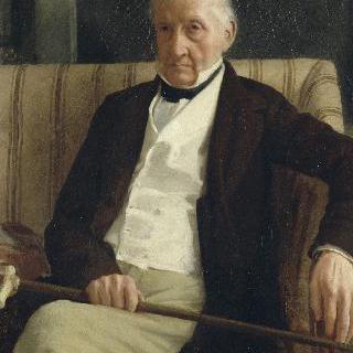 일레르 르네 드가 (1770-1851), 화가의 할아버지