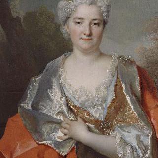 랑베르 드 토리니 부인으로 추정되는 초상