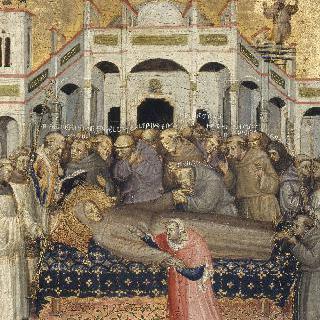 성 프랑수와의 장례식