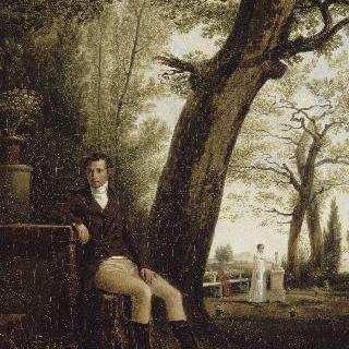 플레시스-샤망에서 뤼시앙 보나파르트의 초상
