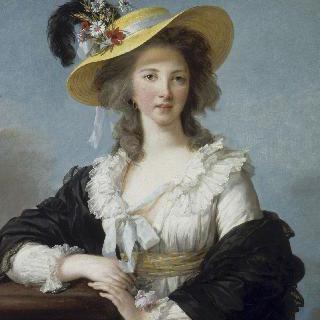 욜랑드-가브리엘-마르틴 드 폴라스트롱, 폴리냑의 공작부인 (1749-1793)