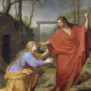 막달라 마리아에게 나타난 예수