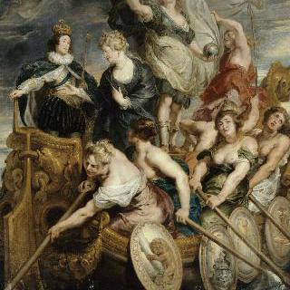 1614년 10월 20일, 성년 루이 13세