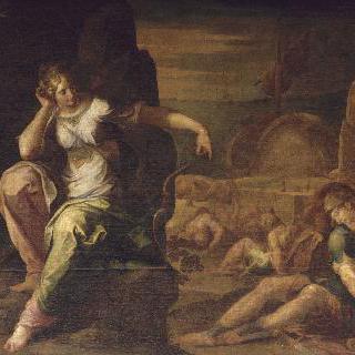 테아게네스와 카리클레아의 사랑 이야기